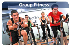 Find local group fitness classes